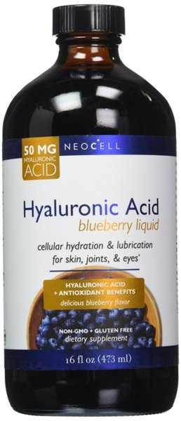 Neocell- Хиалуронова Киселина Течна 50 мг Боровинка 473 мл.